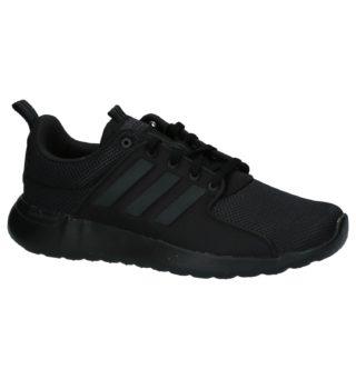 Adidas CF Lite Racer Zwarte Runner Sneakers | SCHOENENTORFS.NL | Gratis verzend en retour
