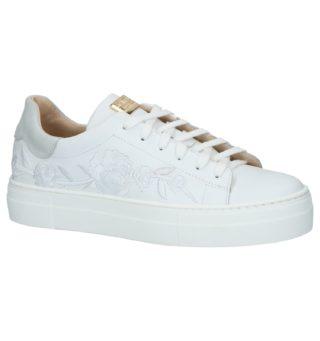 Lage Geklede Sneakers Scapa Maine (wit)