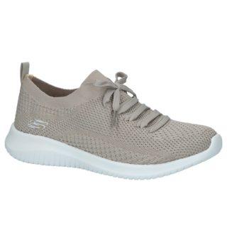 Beige Lage Sportieve Sneakers Skechers | SCHOENENTORFS.NL | Gratis verzend en retour