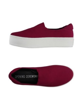 Opening ceremony 11050076MF Sneakers (paars)