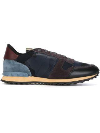 Valentino 'Rockrunner' sneakers (blauw)