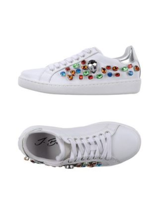 J.born 11122322RP Sneakers (wit)