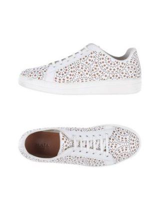 Alaïa 11146485PE Sneakers (wit)