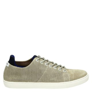 Replay lage sneakers beige