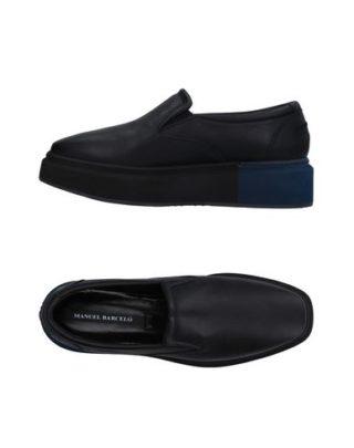Manuel barceló 11288684TS Sneakers (zwart)