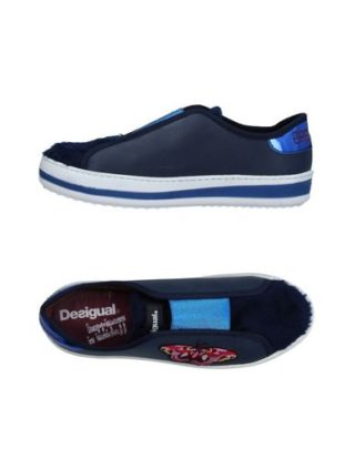 Desigual 11338186XW Sneakers (blauw)