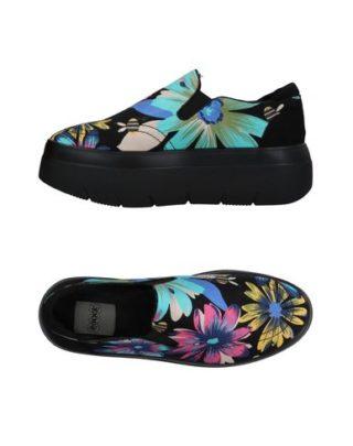 Police 883 11377154XJ Sneakers (zwart)