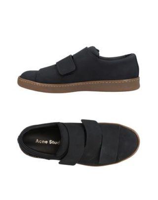 Acne studios 11434346GS Sneakers (zwart)