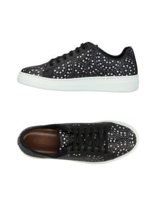 Alaïa 11444282GA Sneakers (zwart)