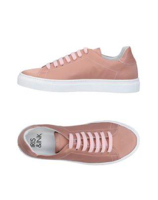 Iris & ink 11453489FE Sneakers (roze)