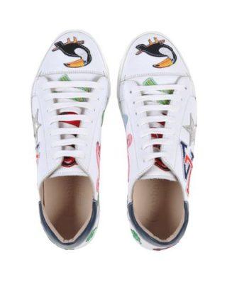 ( verba ) 11483990CR Sneakers (wit)