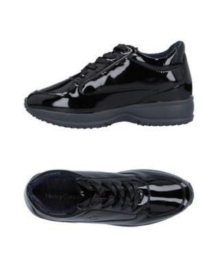 Henry cotton's 11499711DP Sneakers (zwart)