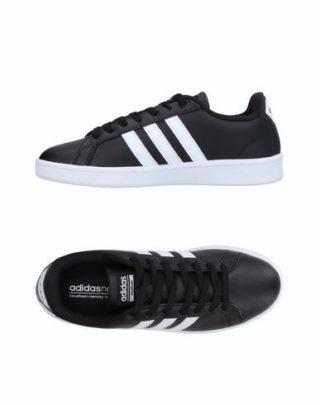 Adidas neo 11501654HX Sneakers (zwart)