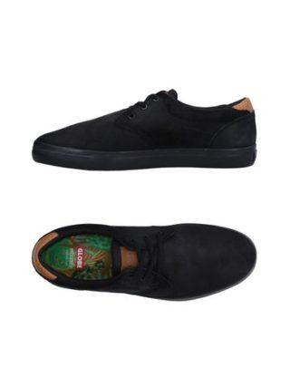 Globe 11507110TI Sneakers (zwart)