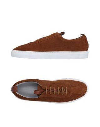 Grenson 11509036HS Sneakers (bruin)