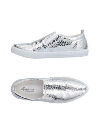 Mng 11513734AS Sneakers (zilver)