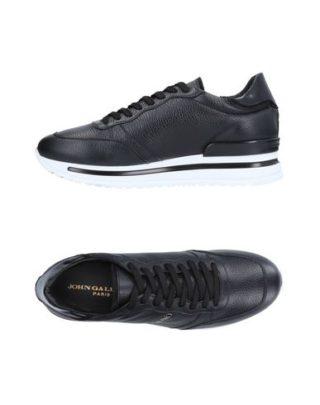 John galliano 11516560OQ Sneakers (zwart)