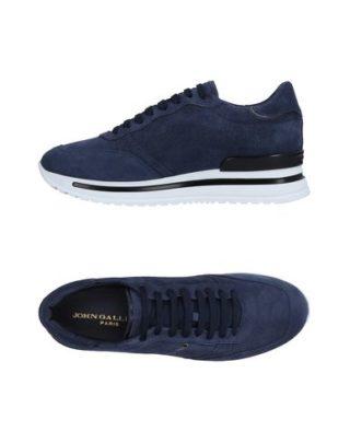 John galliano 11516728BC Sneakers (blauw)
