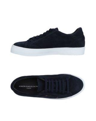 John galliano 11516831OB Sneakers (blauw)