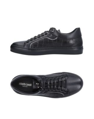 Roberto cavalli 11517402CL Sneakers (zwart)