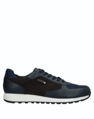 Henry cotton's 11520569JJ Sneakers (blauw)