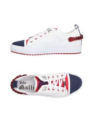 John galliano 11521052HS Sneakers (wit)