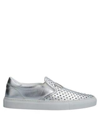 John galliano 11527551QL Sneakers (zilver)