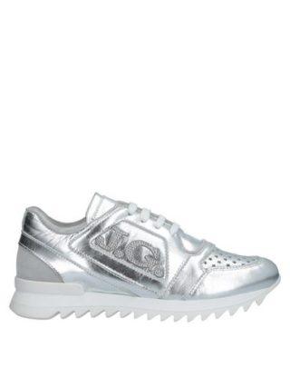 John galliano 11527999EF Sneakers (zilver)