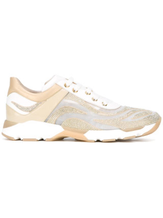 René Caovilla embellished running sneakers (Overige kleuren)