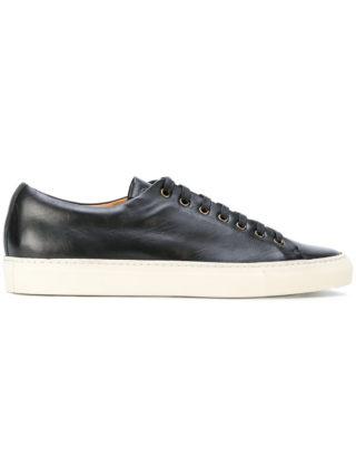 Buttero lace-up sneakers (zwart)