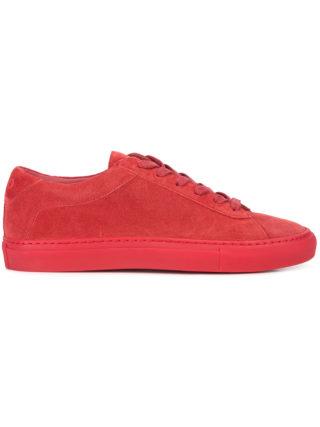 Koio Capri Flamma sneakers (rood)