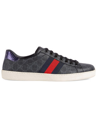 Gucci Ace GG Supreme sneaker - Black