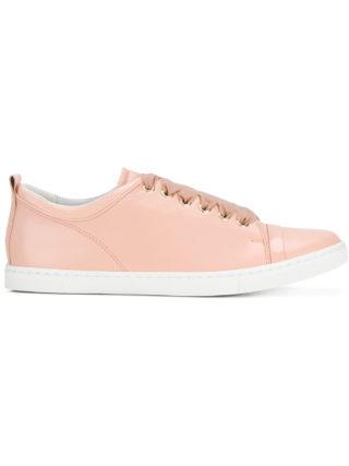 Lanvin low-top sneakers (roze/paars)