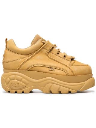 Buffalo Tan 1339 classic platform sneakers (Overige kleuren)