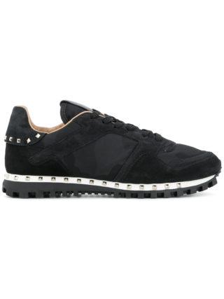 Valentino Rockstud sneakers - Black