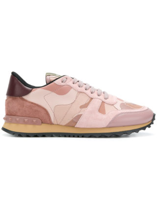 Valentino Rockrunner sneakers - Pink & Purple