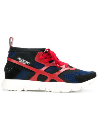 Valentino Sound High sneakers (blauw)
