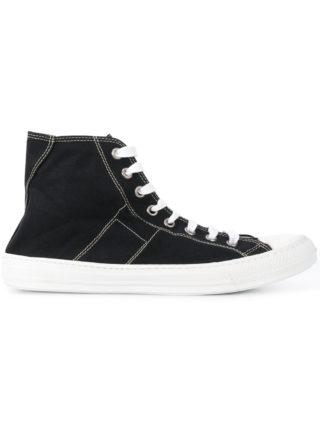 Maison Margiela Stereotype hi-top sneakers - Black