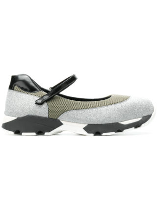 Marni mary jane strap sneakers (groen)