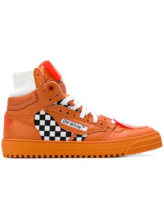 Off-White Low 3.0 sneakers (geel/oranje)
