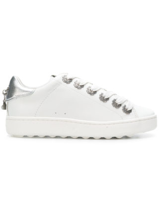 Coach low top sneakers (wit)