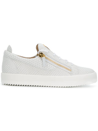 Giuseppe Zanotti Design Frankie low-top sneakers - White