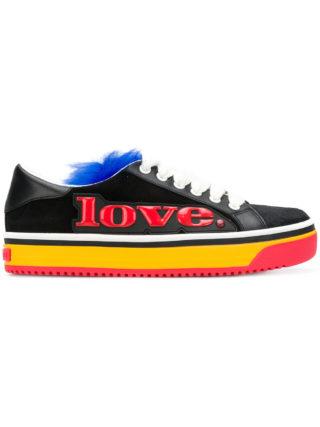 Marc Jacobs Love sneakers (zwart)
