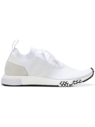 Adidas Adidas Originals NMD_Racer Primeknit sneakers - White