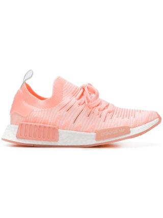 Adidas Adidas Originals NMD_R1 STLT Primeknit sneakers - Yellow & Orange