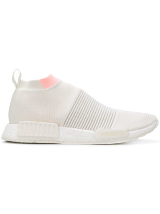 Adidas Adidas Originals NMD_CS1 Primeknit sneakers - White
