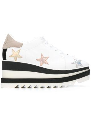 Stella McCartney Star Elyse platform shoes - White