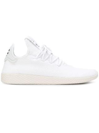 Adidas By Pharrell Williams tennis Hu sneakers - White