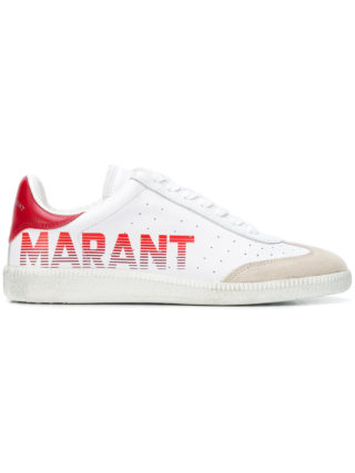 Isabel Marant Bryce sneakers (wit)