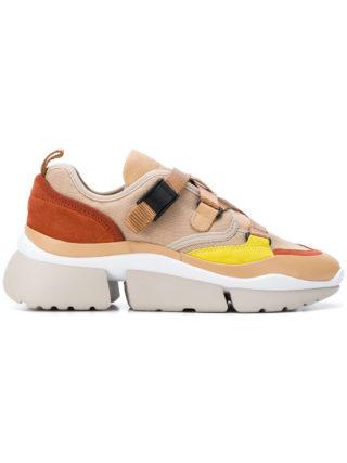Chloé platform strap sneakers (Overige kleuren)